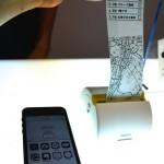 ( ・×・)Roltoロルト キングジムから超コンパクトなスマホサイズのプリンターがでるよ