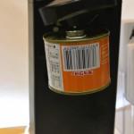 ( ・×・)電動缶切り正宗は硬派なネーミングの頼りになるヤツだぞ