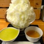 ( ・×・)かき氷「ひみつ堂」(谷中)は並んでも食べたいグルメかき氷だよ