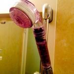 ( ・×・)セラミックボール入りシャワーヘッド「フリオン」
