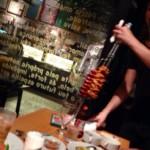 ( ・×・)浅草「Que Bom !(キボン)」は都内で格安のシュラスコ店だよ