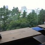 ( ・×・)駅から徒歩1分 飯田橋サクラテラス「炭火焼干物食堂越後屋亀丸」