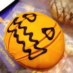 ( ・×・)クリスピークリームドーナッツのハロウィンドーナッツ