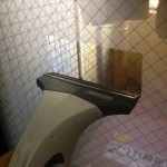 ( ・×・)ケルヒャーの「窓用バキュームクリーナー」で窓の結露を吸い取っちゃおう