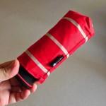 ( ・×・)人形町の傘屋「アジャックス」でHus.の折りたたみ傘が激安でしたよ