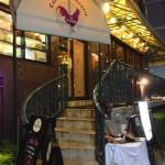 ( ・×・)上野でベルギービールとロティサリーチキン「LA COCORICO(ラココリコ)」