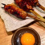 ( ・×・)「鳥光國」 上野の森さくらテラス店で串焼きを食べたよ