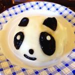 ( ・×・)上野公園の「cafe HIBIKI(カフェ ヒビキ)」でパンダまんいただきま〜す