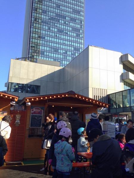 東京スカイツリータウンアイススケート場8