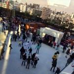 ( ・×・)東京スカイツリータウンでアイススケートしてきました