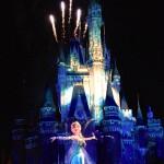 ( ・×・)東京ディズニーランドで「アナと雪の女王」だらけの1日を過ごしてきました
