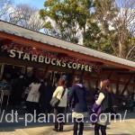 ( ・×・)スターバックスコーヒー上野恩賜公園店でさくら体験!気分はすでにお花見気分