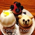 ( ・×・)手土産にいただいた「フェアリーケーキフェア (fairycakefair)」のカップケーキが激カワでした