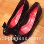 ( ・×・)セミオーダーした靴が届きました 「キビラ」のパンプス