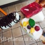 ( ・×・)コールドストーンクリーマリー期間限定フレーバー「マスカット」と「アイスキャンディ」