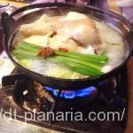 ( ・×・)真夏に両国ちゃんこ屋で参鶏湯(サムゲタン)ランチ