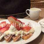 ( ・×・)ワッフル食べ放題 東銀座の紅茶が美味しいカフェで女子会はいかが?「マザーリーフ」