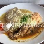 ( ・×・)谷中銀座商店街すぐ近くにスリランカカレーが食べられるオシャレカフェがあるよ