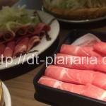 ( ・×・)上野で1000円以内で四元豚のしゃぶしゃぶが食べられる!ご飯は食べ放題「しゃぶ菜」