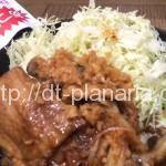 ( ・×・)ららぽーと豊洲のフードコートで豚肉ガッツリ 「石焼き トンテキ ぶたを」