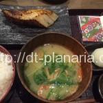 ( ・×・)ヨドバシアキバで焼きたて魚料理はいかが?「炭火焼干物食堂 越後屋 平次」