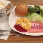 ( ・×・)とっても可愛いカフェ「Humming Cafe By Plame Collome」でモーニング。駅ナカ エキュート上野
