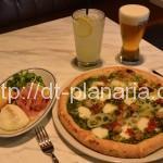 ( ・×・)LAで人気のピザ屋さんが日本初上陸!「800° DEGREES」新宿