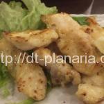 ( ・×・)ジビエ料理も食べられる上野の居酒屋で、ワニ肉を食べてきました