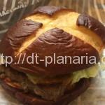 ( ・×・)上野駅前の「ファーストキッチン・ウェンディーズ」で新バーガー食べてみたよ