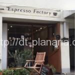 ( ・×・)千駄木でコーヒーならココしかない!「エスプレッソファクトリー」