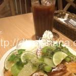 ( ・×・)渋谷のフレンチトースト専門店Ivorishで新メニュー「フレッシュグリーン」を食べてみた