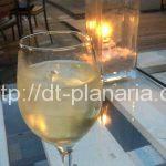 ( ・×・)上野の隠れ家イタリアンでスカイツリーを見ながらテラス席でディナー「Didot」