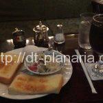 ( ・×・)上野で人気の純喫茶でモーニング「古城」