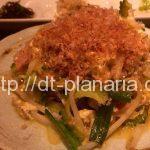 ( ・×・)上野で780円ゴーヤチャンプルー定食ランチ 沖縄料理「流歌」