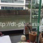 ( ・×・)秋葉原で窓から川を眺めながらのんびり「フレンチワッフル」R.L WAFFLE CAFE