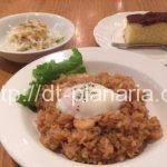 ( ・×・)映画や観劇の前後にいかが?食事も利用できる便利なカフェ「マンハッタンエクスプレス」日比谷シャンテ