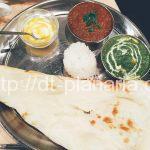 ( ・×・)上野の裏通りのネパール料理店の人気カレーランチはタンドリーチキンも付いてくるよ「ネパカ」