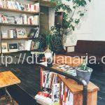 ( ・×・)上野で人気のブックカフェがさらにパワーアップして帰ってきたぞ!「ROUTE BOOKS」