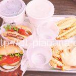 ( ・×・)今、大人気のハンバーガーショップ「シェイク シャック」に行って来ました。有楽町