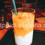 ( ・×・)カフェベローチェで夏季限定「マンゴーラッシー」をゴクゴク!