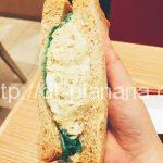 ( ・×・)ビックリ!毎日50種類のタマゴサンドが食べられるタマゴサンド専門店発見!「ウフタマコサンド」北千住マルイ