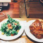 ( ・×・)地下から直結!ランチがなんと22までの人気パン屋さん「THE CITY BAKERY」でプレッツェルクロワッサンを食べてきたよ。東急プラザ銀座