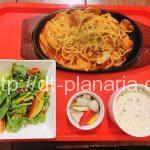 ( ・×・)上野駅改札出てすぐ!ファンデス上野の「バル貝○」で貝たっぷりランチ