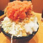 ( ・×・)両国駅からすぐの場所にある江戸の食のテーマパーク「江戸NOREN」でもんじゃを食べてきた「もへじ」