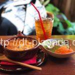 ( ・×・)千歳船橋のレトロで昭和な喫茶店で「ラタトゥイユドリアランチ」喫茶 居桂詩(こけし)