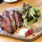 ( ・×・)東陽町でいろんなお肉が食べたいならココ!「ジカビヤ」なんとピザは500円です