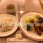 ( ・×・)日本橋駅からすぐ、路地裏のレトロな喫茶店で本日のランチ「三根倶楽部 みやき 」