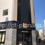 ( ・×・)台東区役所すぐ近くにホテルオープン!1階にはランチも食べられるカフェがありました