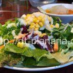 ( ・×・)銀座で野菜食べ放題ランチに行ってきた「やさいの王様 銀座店」