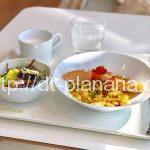 ( ・×・)IKEA新三郷のレストランでひなまつりサーモンチャーハン食べてきたよ